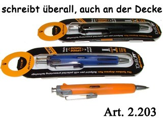 Tombow AirPress Pen schreibt überall