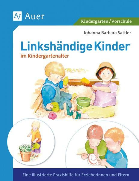 Linkshändige Kinder im Krippen- und Kindergartenalter - Dr. J. B. Sa