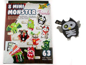 Mini Monster Friends