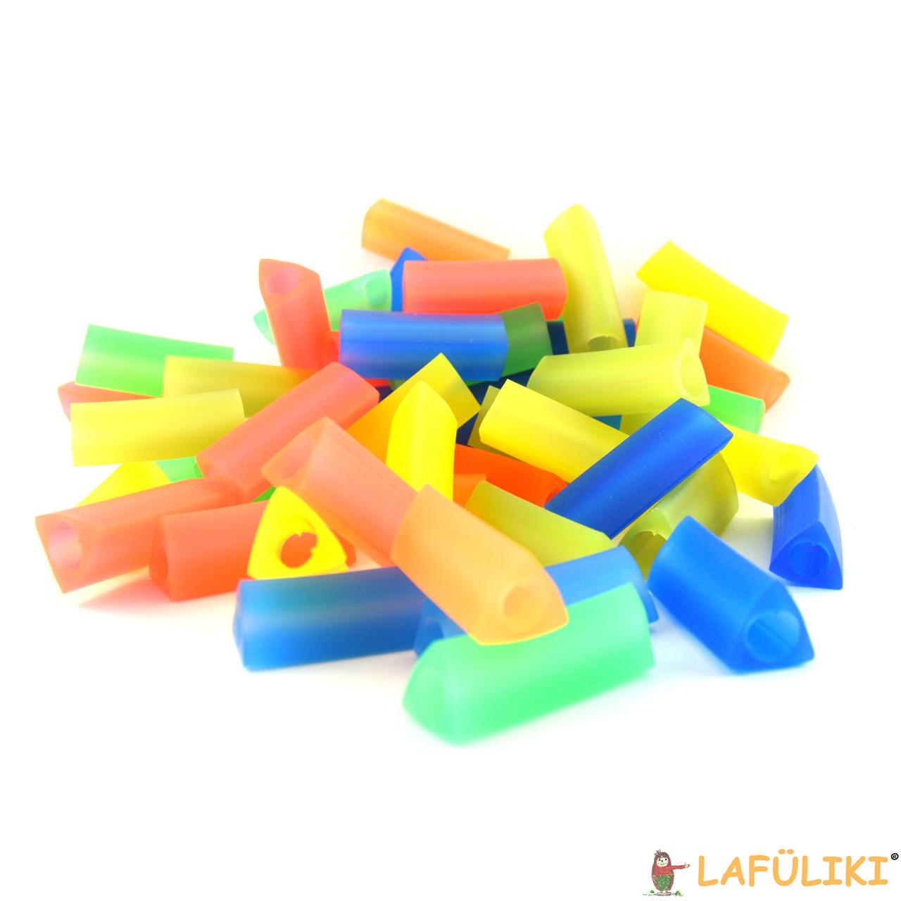 Schreibhilfe-Dreikant-klein-gross-6302-Set-50_Stueck-lose-lafueliki