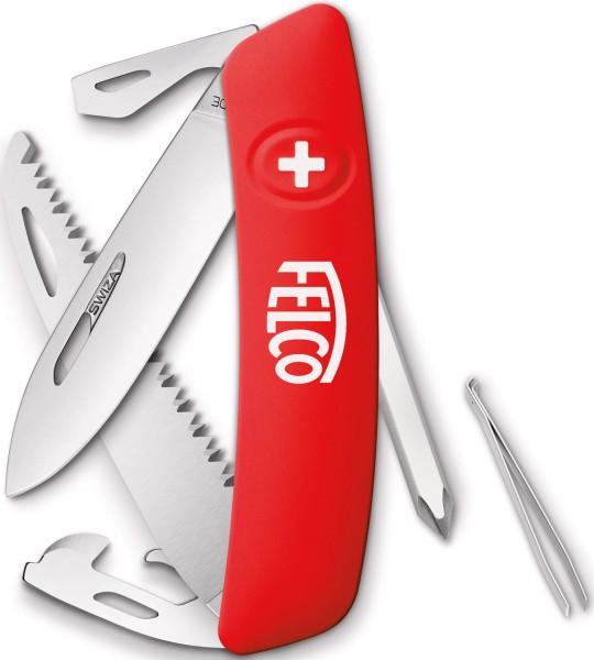 Schweizer Taschenmesser FELCO 506 mit 10 Funktionen