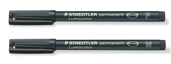 Staedtler Lumocolor permanent Folienstift