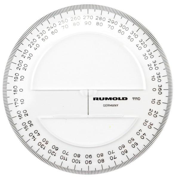 Rumold Vollkreiswinkelmesser - 10 cm