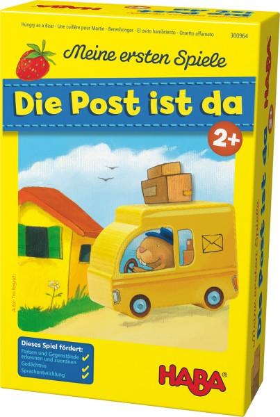 HABA Meine ersten Spiele Die Post ist da 300964