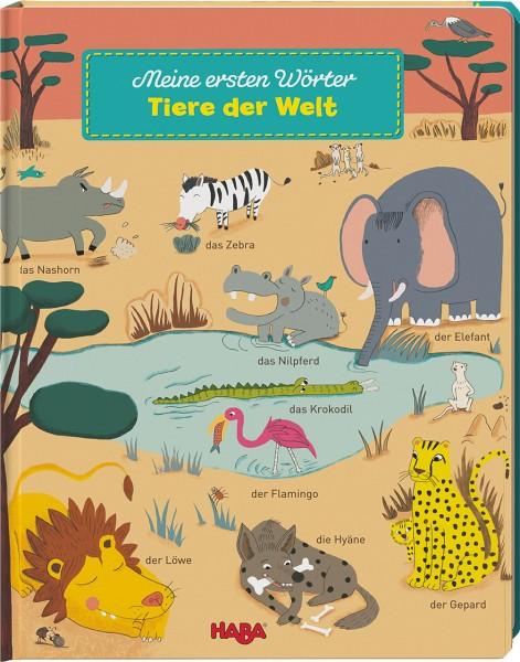 HABA - Meine ersten Wörter - Tiere der Welt