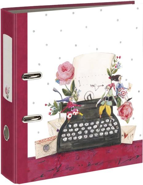 Grätz Verlag Motivordner - Schreibmaschine