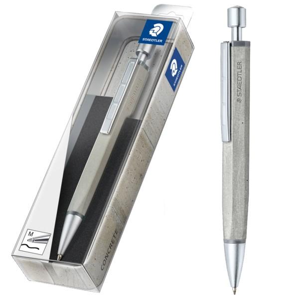 Staedtler Kugelschreiber Concrete - Schaft aus Beton
