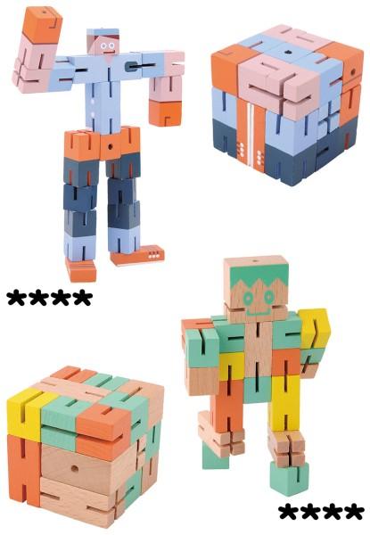 Fingermotorik Roboter IQ Puzzle