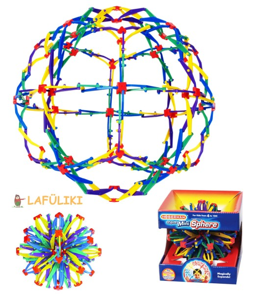 Hoberman® Sphere Mini Original Rainbow