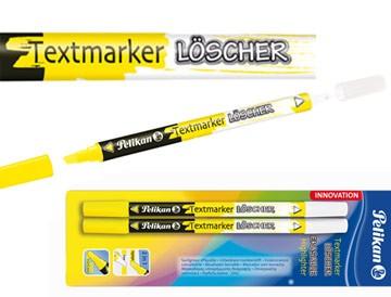 Textmarker-Löscher Pelikan Doppelpack