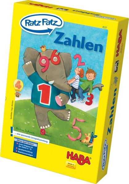 HABA Ratz Fatz Zahlen Lernspiel