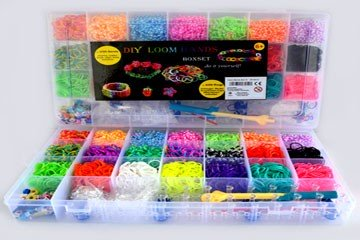 Loom Bands Box XL latexfrei