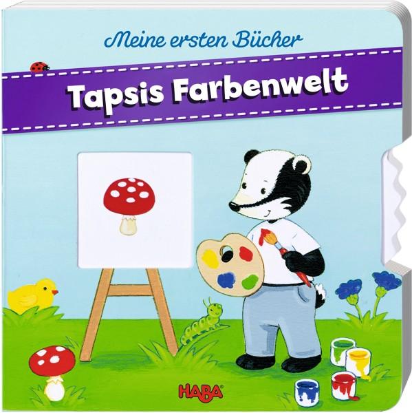 HABA Meine ersten Bücher Tapsis Farbenwelt 300620
