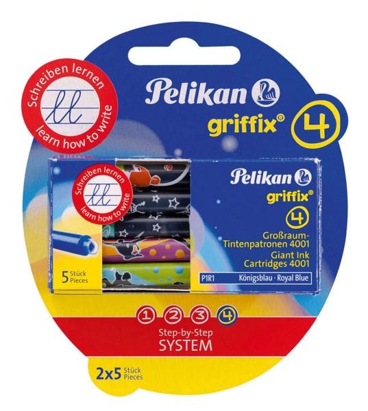 Pelikan Griffix Füllhalterpatronen 10er Set