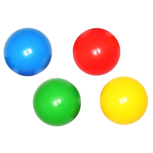 Fingergymnastikball 4er Set