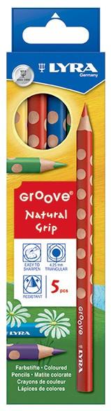 Lyra Groove 5er Set