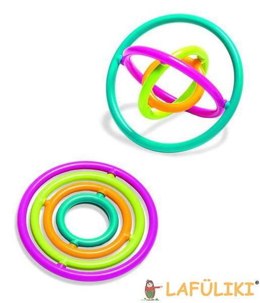 Fidget Toy Gyrobi - Rund
