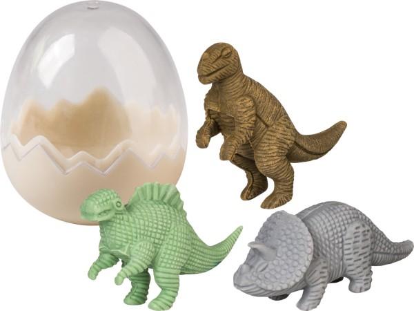 Brunnen Radiergummi mini Dinosaurier