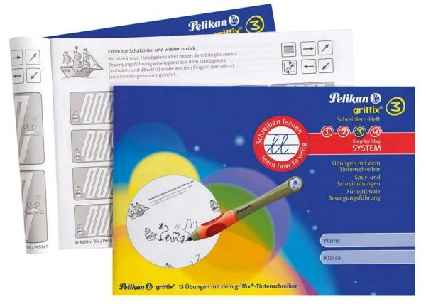 Pelikan Griffix Übungsheft 3 Tintenschreiber