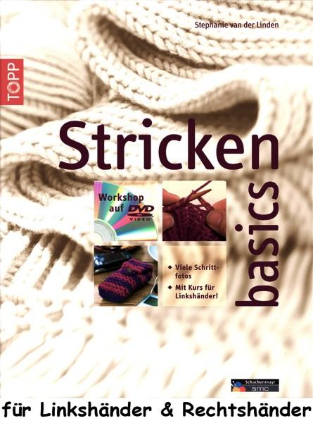 Stricken basic inkl. DVD für Links- und Rechtshänder