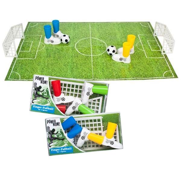 Fingerfußball Set für 2 Spieler