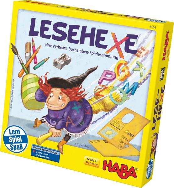 HABA Lesehexe Lernspiel 7144
