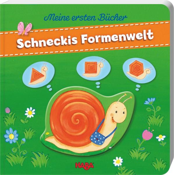 HABA Meine ersten Bücher Schneckis Formenwelt 300643