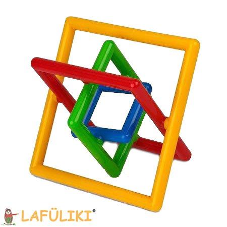 Gyrobi Fidget Toy - Quadrat