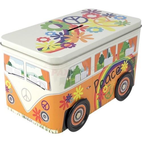 Metallbox - Peace Truck