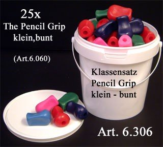 Klassensatz The Pencil Grip mini bunt