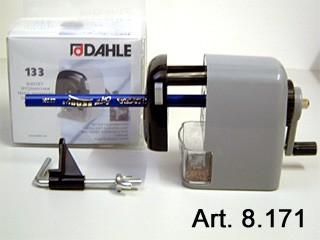 Spitzmaschine für Bleistifte und Farbstifte