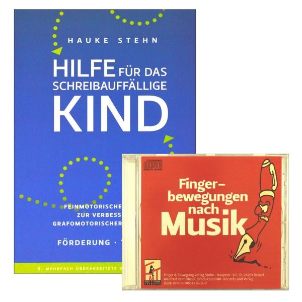Buch und CD im Set von Hauke Stehn