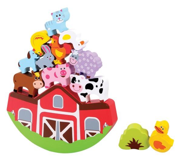 Balance Farm Geschicklichkeitsspiel von hoher Qualität