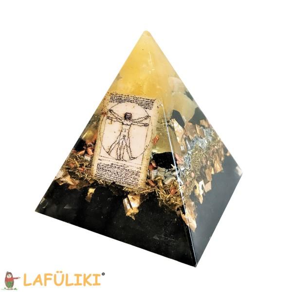 Pyramide Vitruv - klein