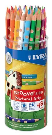 Lyra Groove Slim 48er Set