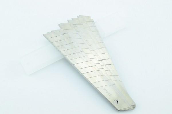 Klingen für 9 mm Cuttermesser