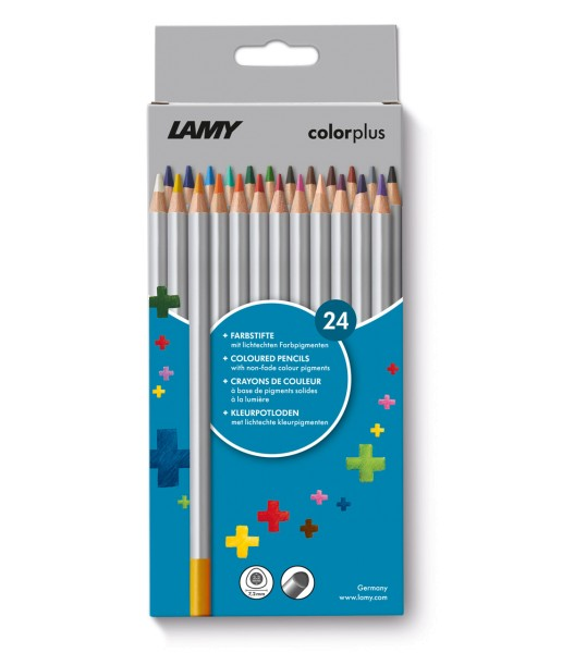 LAMY colorplus Buntstifte - 24er