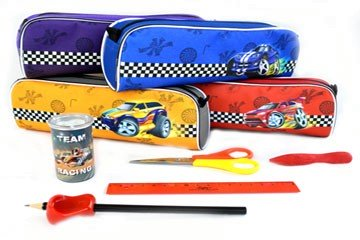 Racing Set Linkshänder 7tlg.