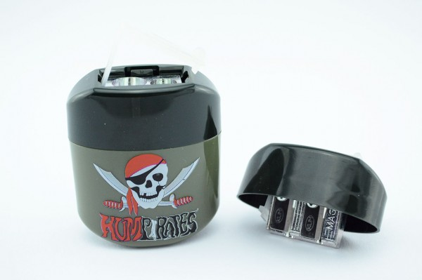 Rechtshänder Piraten Doppelspitzer