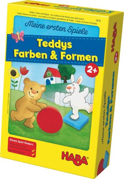 HABA Meine ersten Spiele Teddys Farben und Formen 5878