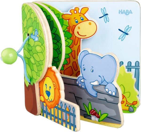 HABA Babybuch Zoofreunde 300129