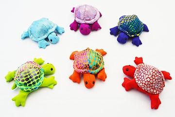 Sandtier Schildkröte