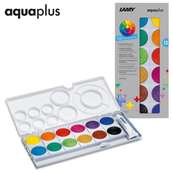 Lamy aquaplus Deckfarbkasten