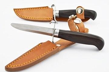Rechtshänder Schnitzmesser für Kinder mit Schneidschutz