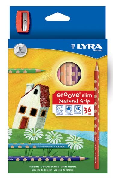 Lyra Groove Slim 36er Set